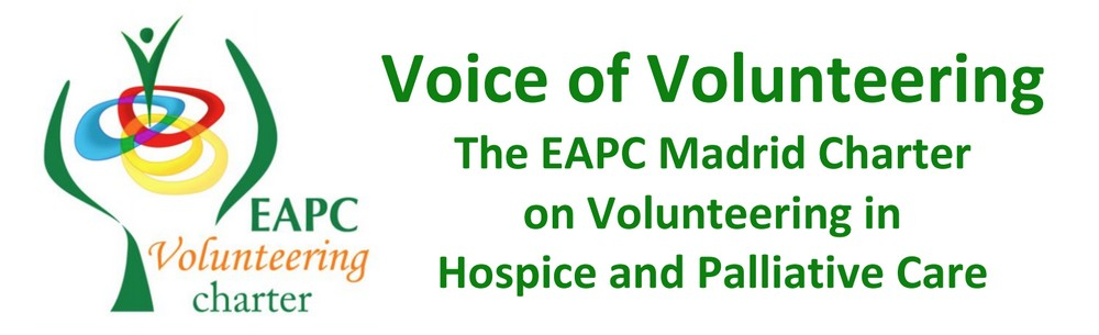 Voice of Volunteering banner