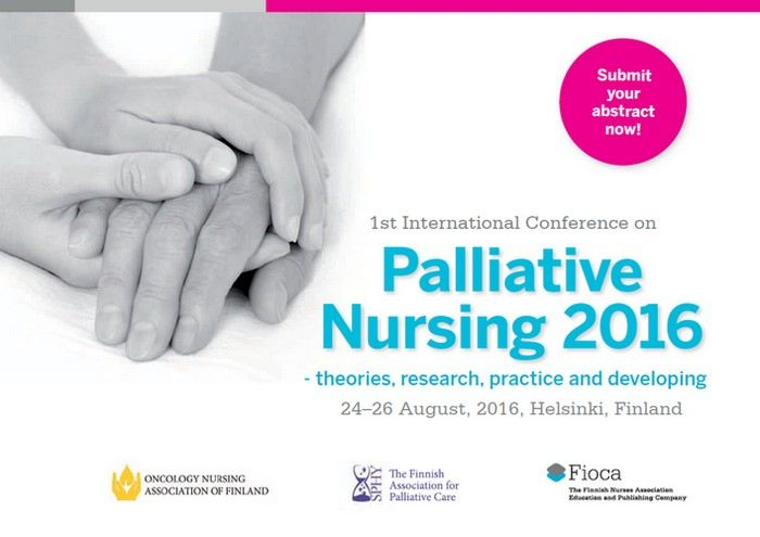 Palliative Nursing Konferencia 2016