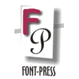 Font-Press logó