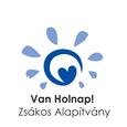 Van Holnap! Zsákos Alapítvány logó